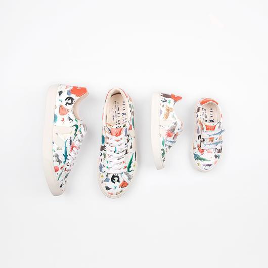Veja x Oliver Jeffers Sneakers