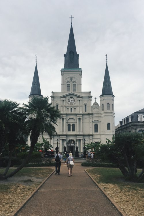 Snapshots from New Orleans