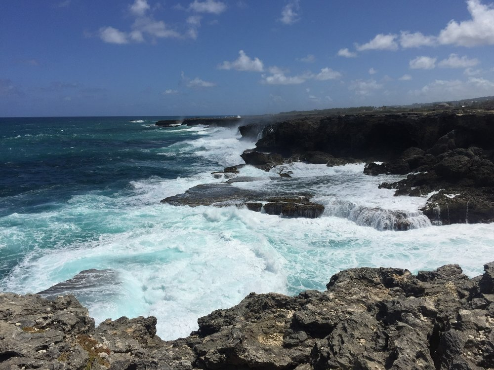 Snapshot from travels to Barbados