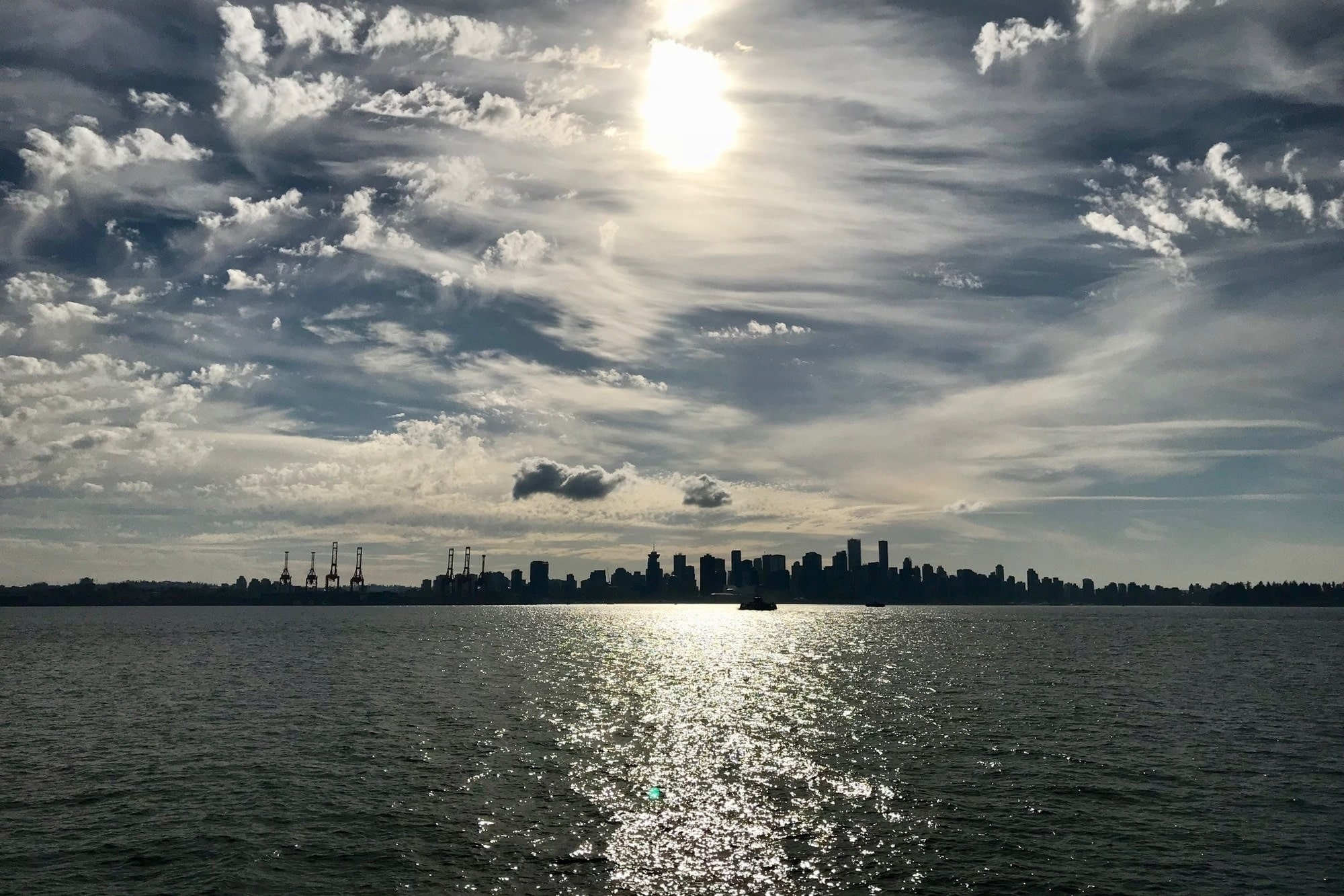 Photo of North Shore of Vancouver