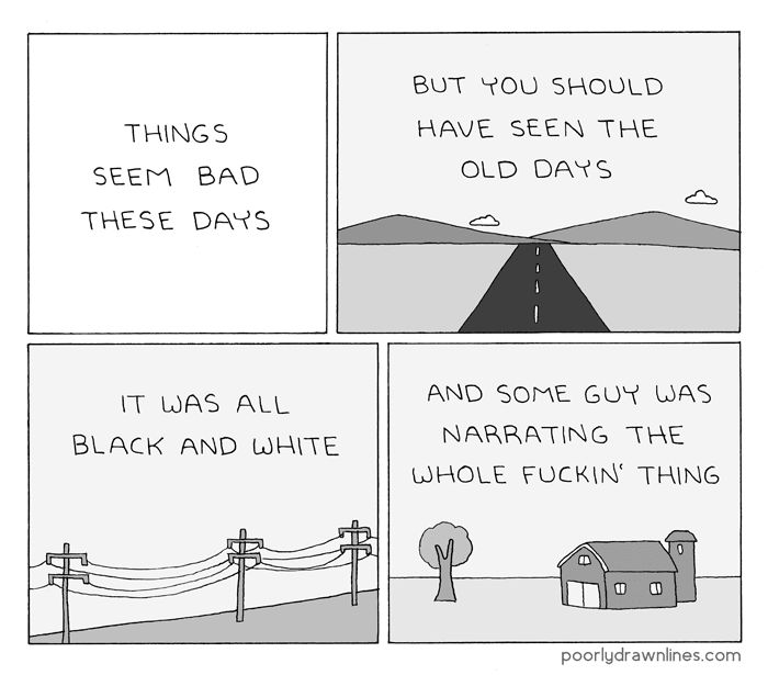 Poorly Drawn Lines: Days