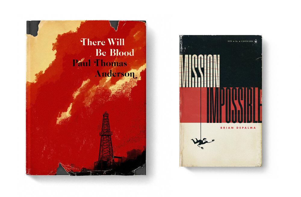 Book covers designed by Matt Stevens