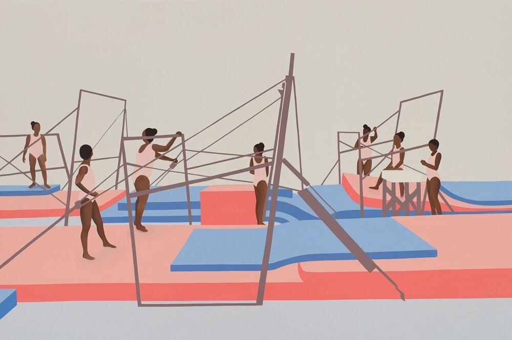 Thenjiwe Niki Nkosi's Gymnasium series
